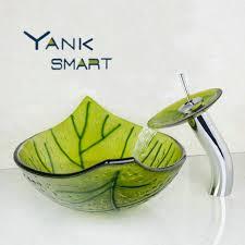Cheap Vessel Sinks Online Get Cheap Green Vessel Sink Aliexpress Com Alibaba Group