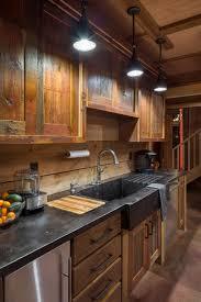 take a peek inside this stunning fully stocked barn kitchen