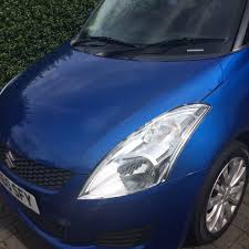 blue suzuki swift sz3 2010 5 door petrol u0026 manual in