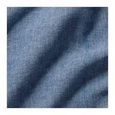 Bright Blue Curtains Lenda Curtains With Tie Backs 1 Pair 55x98 Ikea