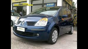 renault modus 1 5 dci confort dynamique autometropoli it youtube