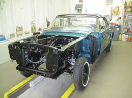 mustang suspension 1965 mustang engine refinishing and front end assembly maple