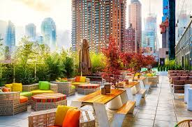 Hip Manhattan Hotels Pod 51 New York U0027s Best Budget Hotels Travel The Times U0026 The Sunday Times