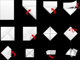 crafts how to make a paper fortune teller for