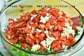 Salad Main Dish - fat free vegan quinoa salad main course gluten free vegalicious
