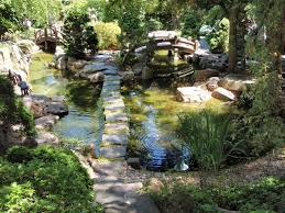 diy wood patio japanese garden stone bridge home design ideas
