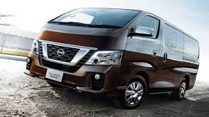 nissan urvan 15 seater nissan nv350 urvan gets refreshed for 2018 youtube