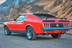 1970 Mustang Mach 1 Black 1970 Ford Mustang Mach 1 Raffle Car Buffalo Bill Center Of The West