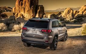 2017 jeep grand cherokee trailhawk comparison jeep grand cherokee trailhawk 2017 vs ford kuga