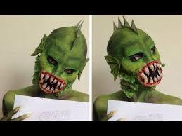 Creature Black Lagoon Halloween Costume Creature Double Feature Pinkstylist Contest Reptile Halloween