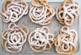 how to make grain free boardwalk funnel cakes primal palate