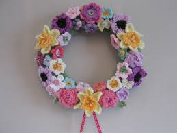 the summerhouse by the sea spring time wreath ta dah