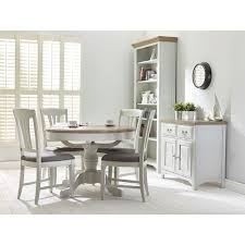 west point round dining set with