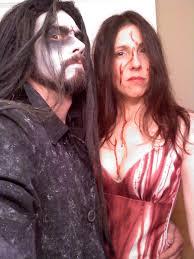 rob zombie halloween costume dreadlocks photographie par lexine39