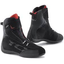 short black motorcycle boots tcx x move waterproof wp urban suede motorcycle street cruiser