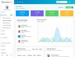the 20 best bootstrap admin templates 2017 athemes