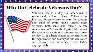 top 11 interesting veterans day facts trivia with