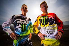 monster jersey motocross monster energy kawasaki team shoot transworld motocross