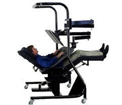 Reclining Gravity Chair Zero Gravity Workstation 3