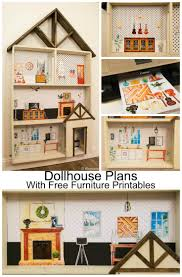 Dollhouse Miniature Furniture Free Plans by 720 Best Peg Doll And Playset Images On Pinterest Boxes Cafes