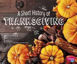 a history of thanksgiving histories sally