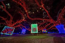 zoo lights houston 2017 dates photos tis the season for zoo lights cw39 houston