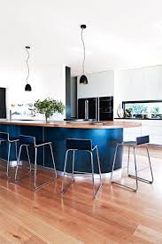 kitchen island bench designs materials and upstand wall timber