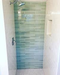 Glass Tiles Bathroom Best 25 Glass Subway Tile Ideas On Pinterest Subway Tile Colors
