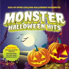 monster halloween hits monster halloween hits amazon com music