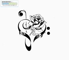treble clef peace sign tattoo free download clip art free clip