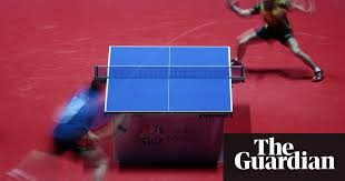 table tennis and ping pong did you solve it the ping pong puzzle science the guardian
