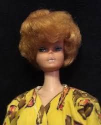 how to cut a bubble cut hair style vintage toy 1962 mattel midge barbie doll bubble cut hair japan on