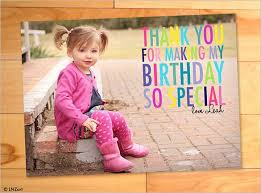 birthday thank you card 9 best birthday thank you cards images on