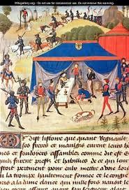 siege montauban renaud de montauban and charlemagne 742 814 loyset liedet
