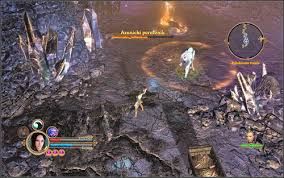 dungeon siege 4 mission enemy at the gates act 4 dungeon siege iii