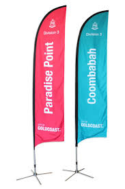 Feather Flag Pole Economic Feather 1 Sided Banner U2013 Graphink U2013 Design Print Promote