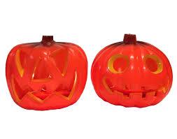 light up pumpkins for halloween halloween light up pumpkin jack o lantern 8cm party supplies