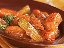 winter vegetable stew with sunchokes recipe myrecipes