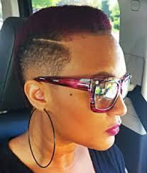 women natural hair cut with a fade natural hair fades archive black women natural hairstyles