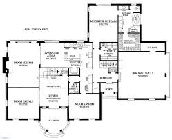 one story floor plans modern one story house plans fresh modern e story floor plans