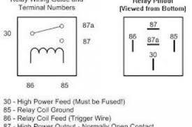 5 pin relay wiring diagram starter 5 wiring diagrams