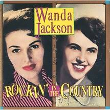 cd album wanda jackson rockin in the country rhino usa