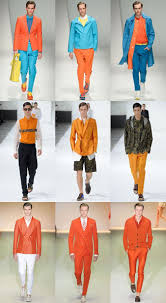 Best Color With Orange 43 Best Color Me Orange Images On Pinterest Men U0027s Style