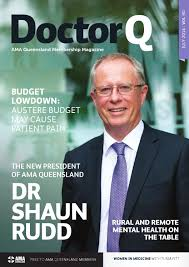 Young Doctors Buck The Trend Doctor Q Autumn 2017 By Ama Queensland Issuu