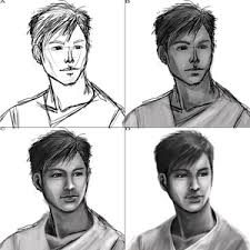 learn to draw people easily and quickly