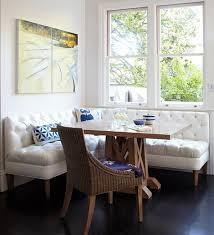 stylish decoration corner bench dining table fancy plush design