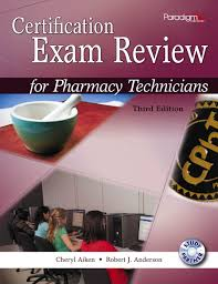 certification exam review for pharmacy technicians third edition