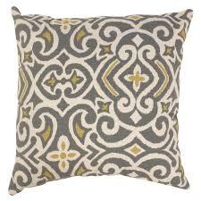 ansonia damask throw pillow home throw pillows and pillows charlton home mccrudden throw pillow