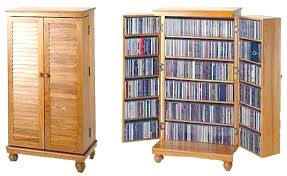 Multimedia Storage Cabinet With Doors White Media Storage Cabinet Image Of Multimedia Storage Cabinet