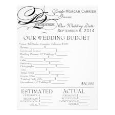Our Wedding Planner Wedding Planner Flyers U0026 Programs Zazzle